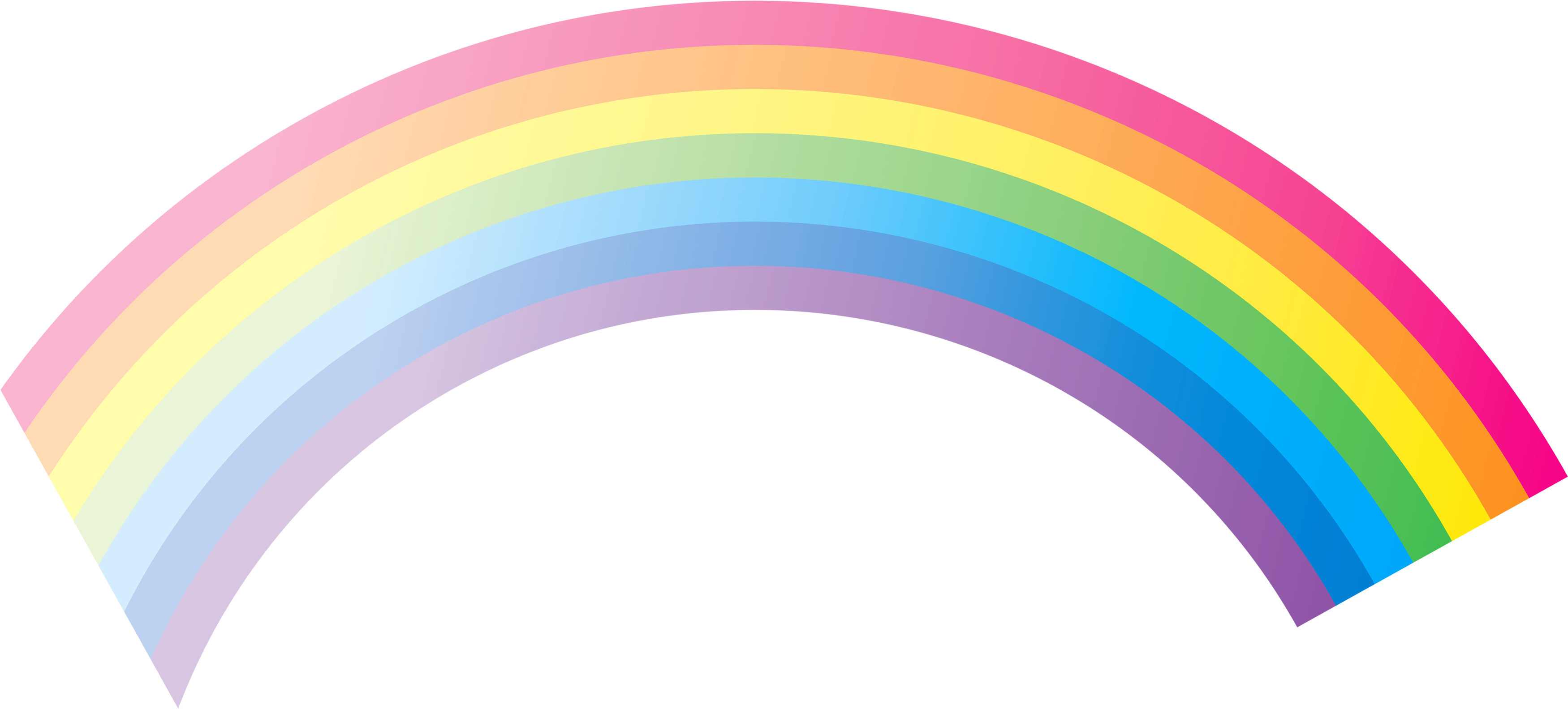 rainbow background png