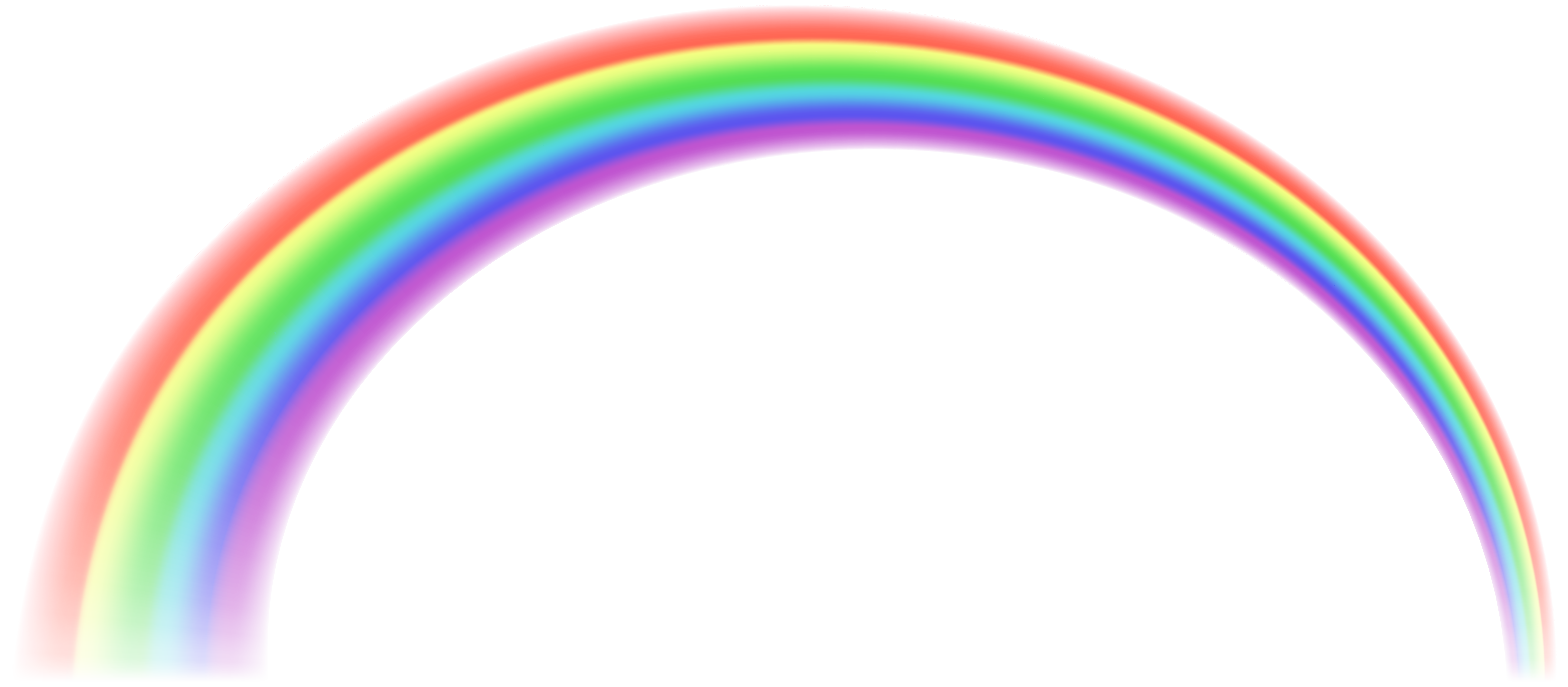 Rainbow png transparent background. Free clip art gallery