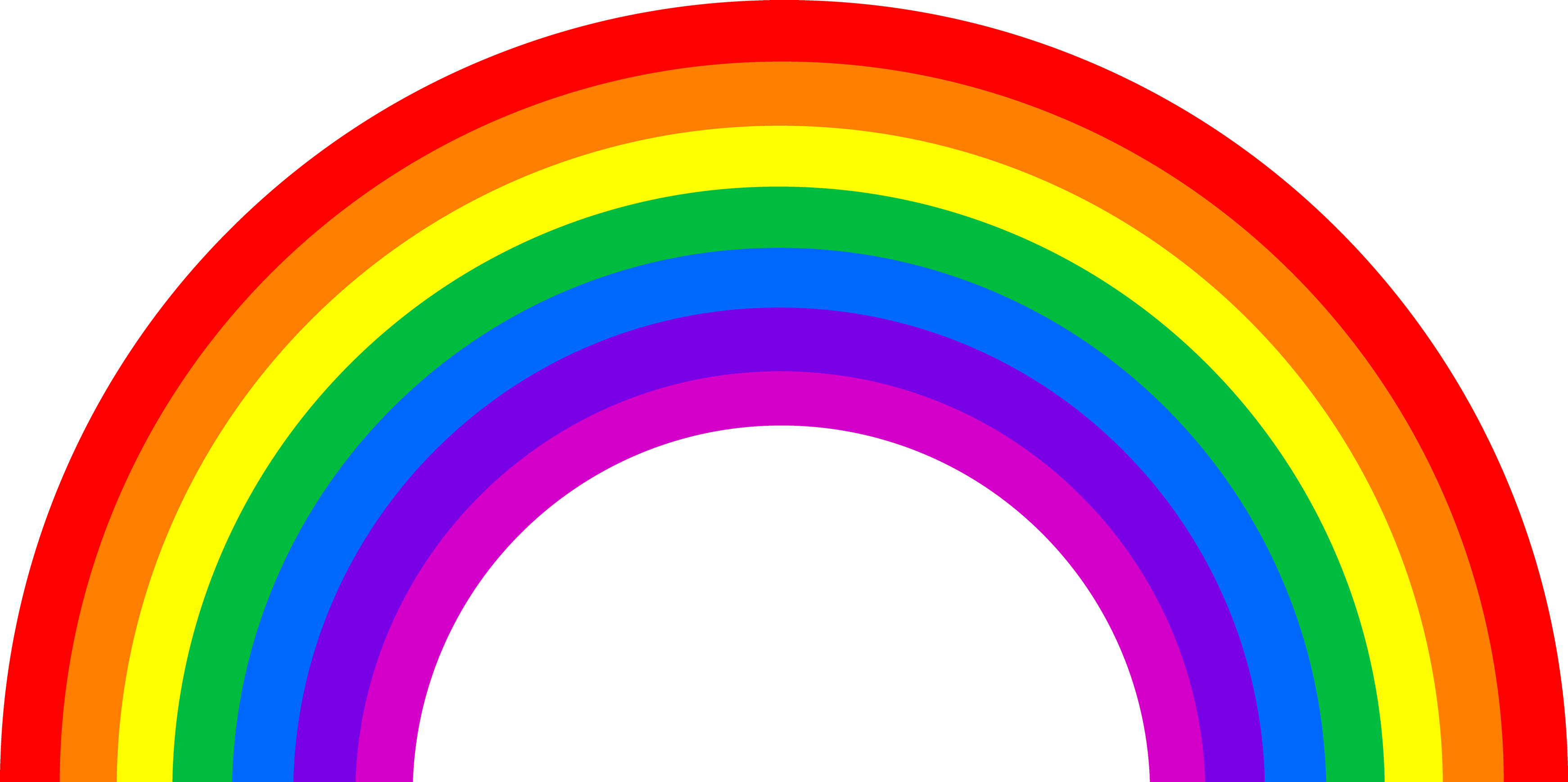 Rainbow .png. Png images free download