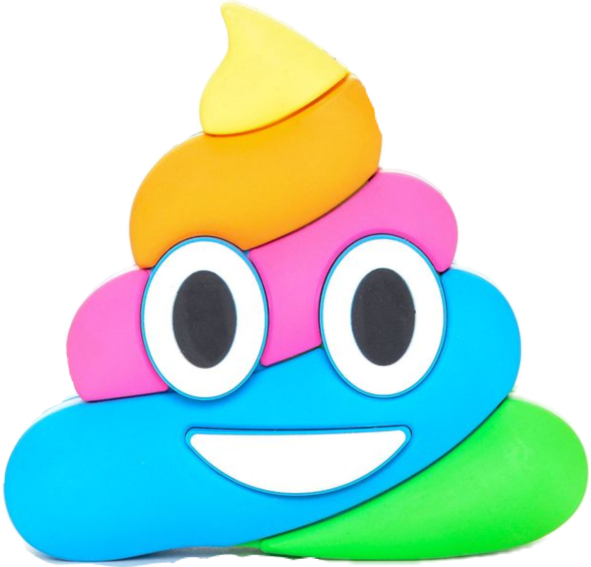 Rainbow Emoji Transparent Png Clipart Free Download Ywd