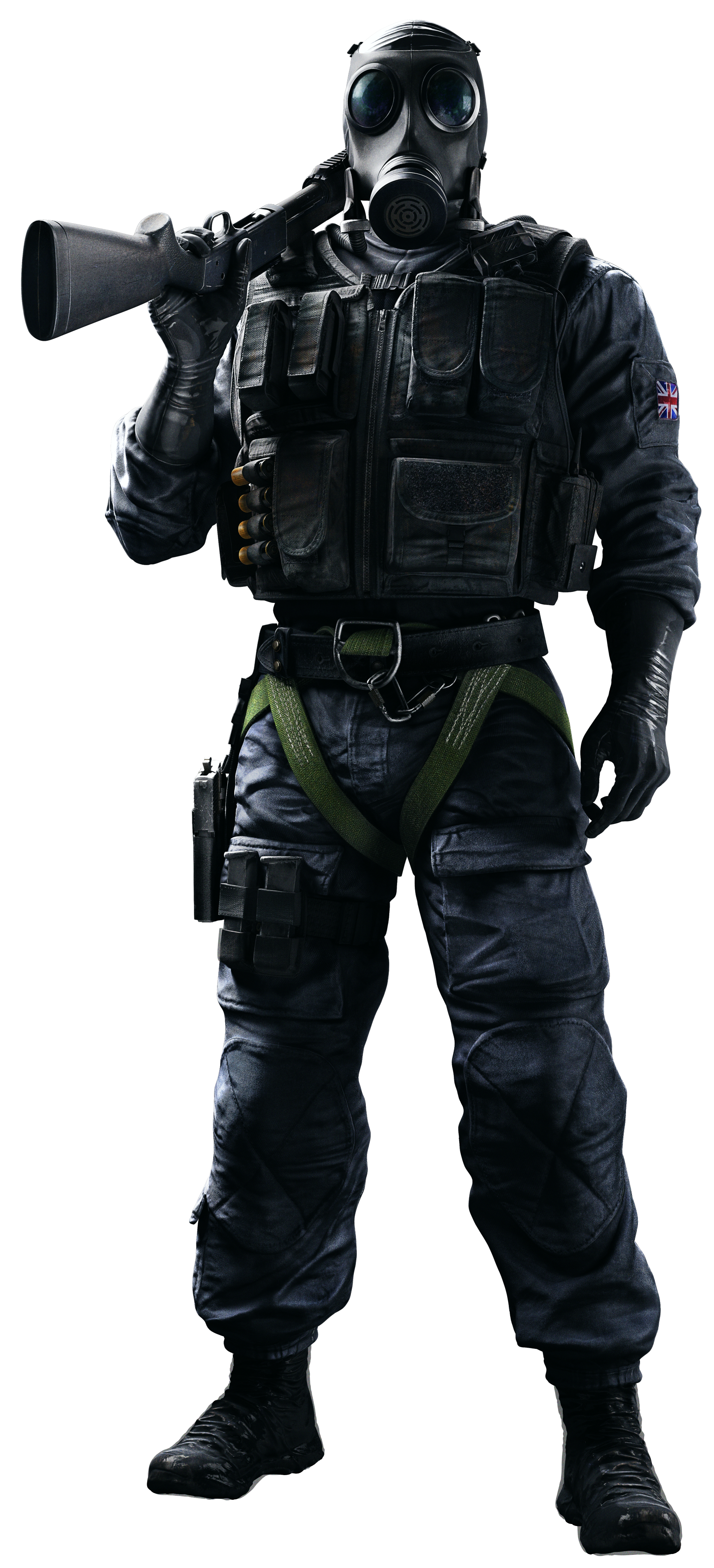 Rainbow six siege png. Image smoke full body