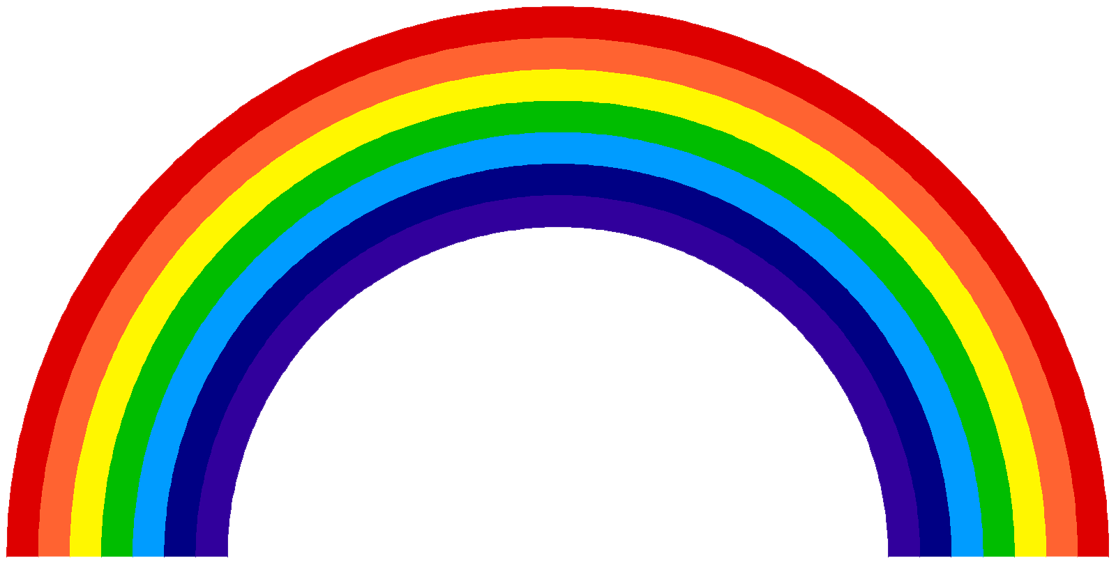 Rainbow transparent png. Images all