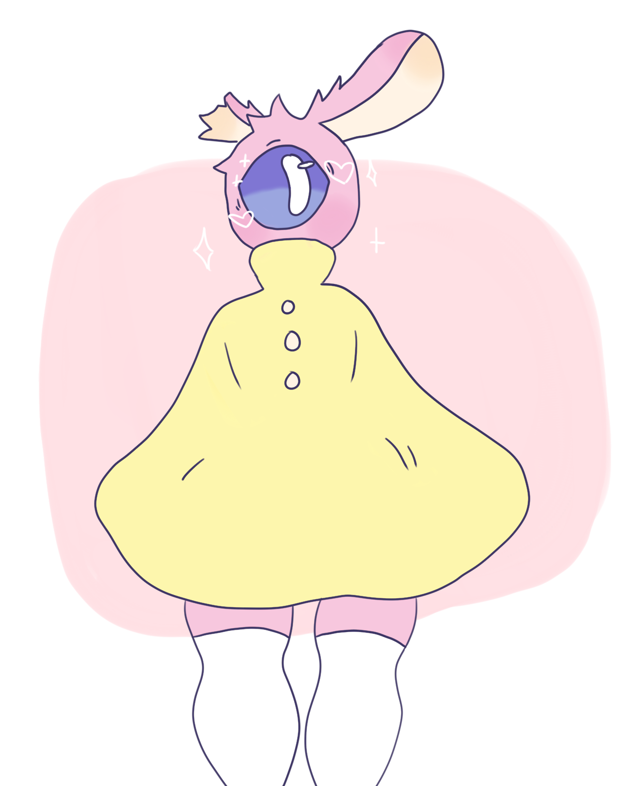 Bunnysdeliveryservices venus in a. Raincoat drawing clipart transparent library