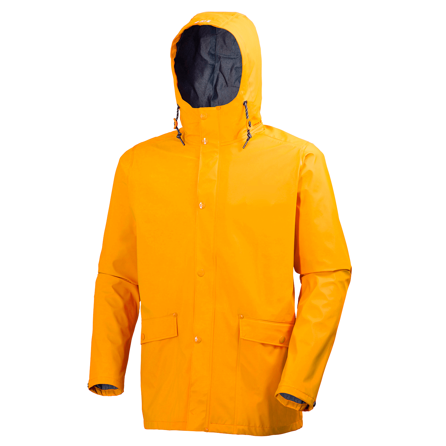 Raincoat drawing tailored jacket. Helly hansen mens captains
