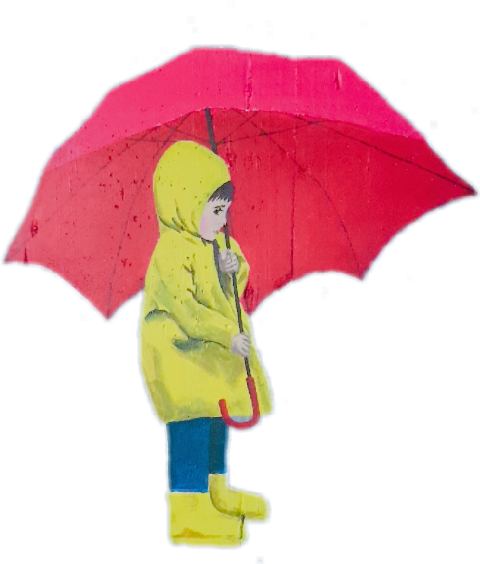 Raincoat drawing hood clipart. Popular and trending stickers