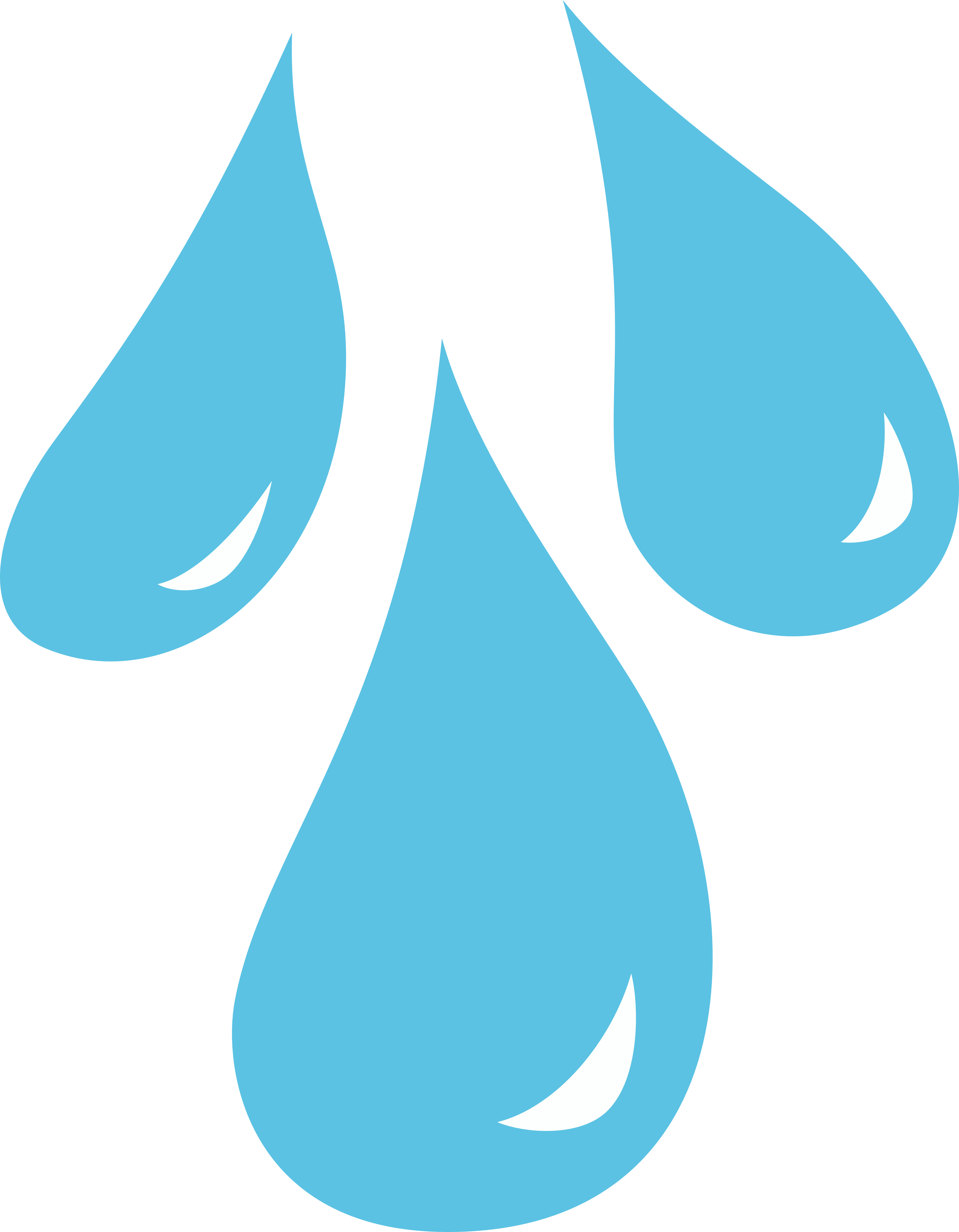 Free download clip art. Raindrops clipart water life banner black and white