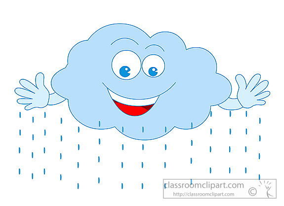Rainy clipart kind weather. Rain free clip panda