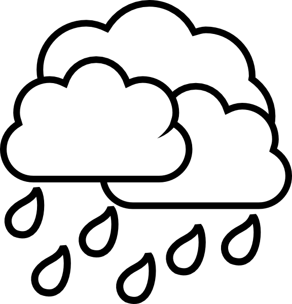 Rainy clipart kind weather. Storm rain clip art