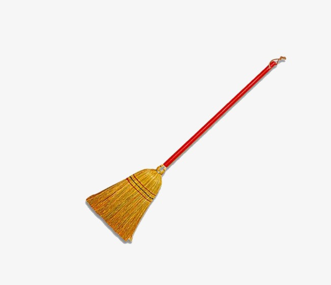 Rake clipart broom. Sweep the floor png