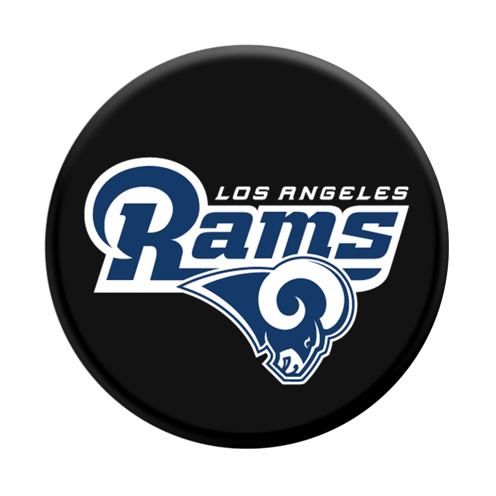 Rams logo png. Nfl los angeles popsockets
