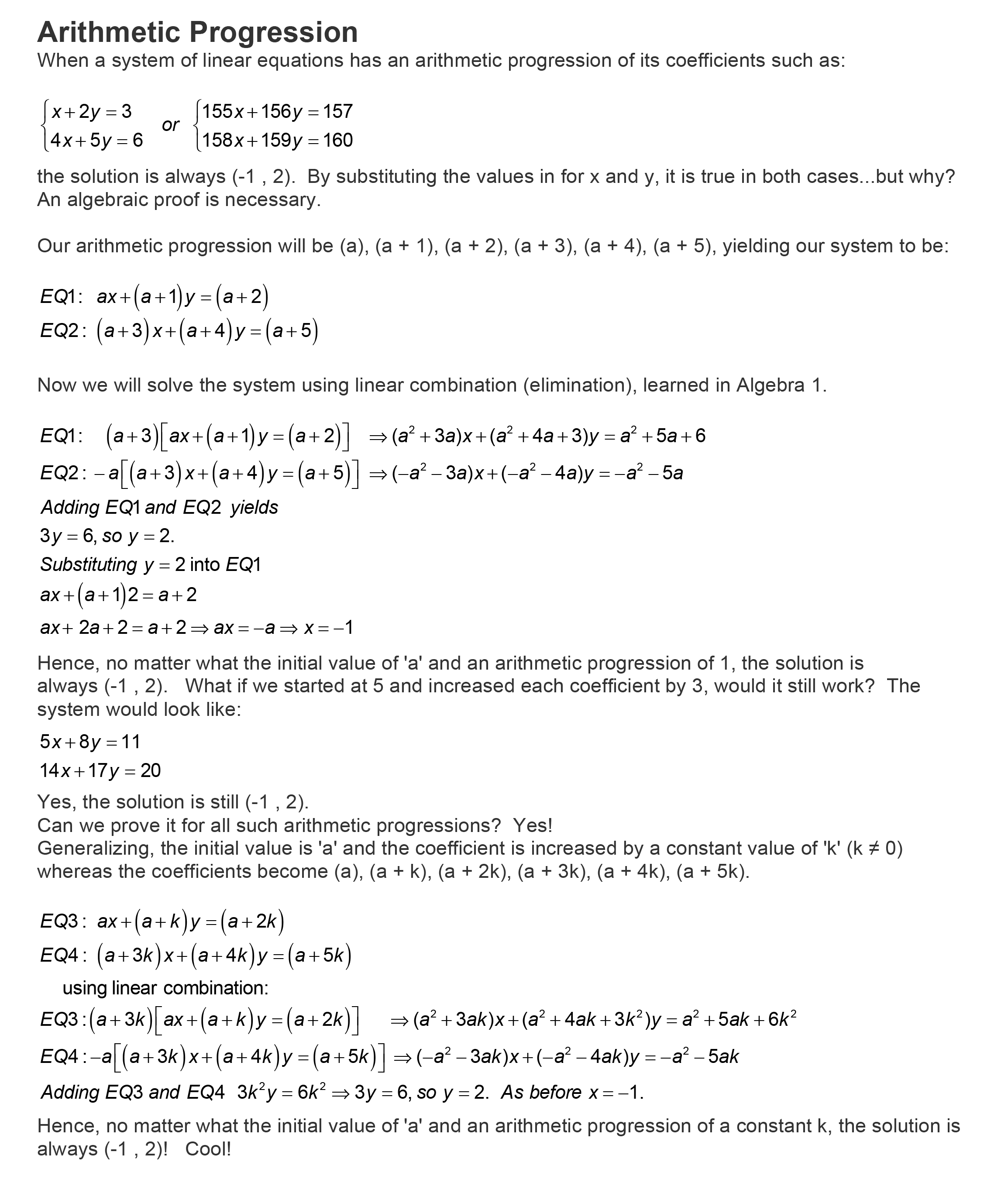 Random math equations png. Facts of systems linear