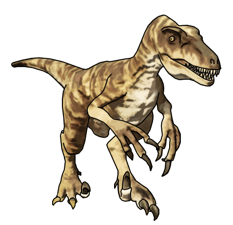 Raptor png. Image orion dino horde png library