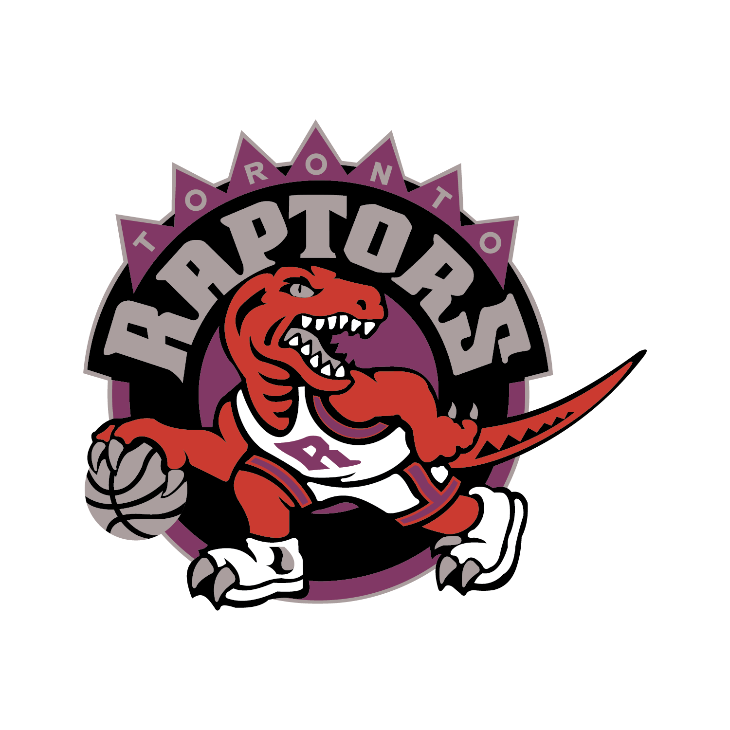Raptor vector cartoon. Why us new ticketmanager
