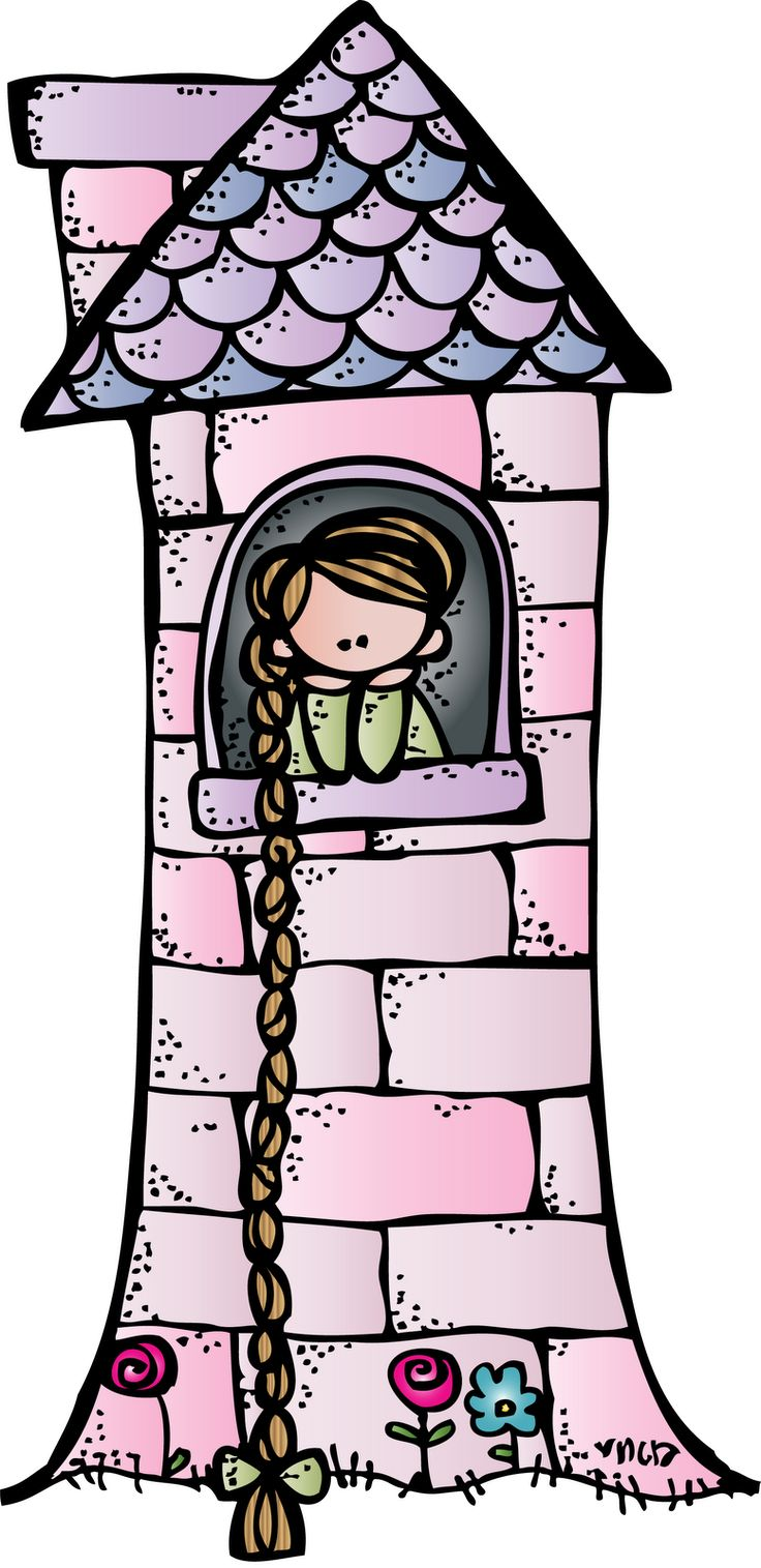 Tower clipart school. Free rapunzel at getdrawings