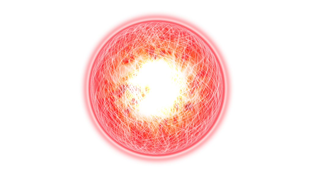 Rasengan transparent. Fire render by yusuflpu
