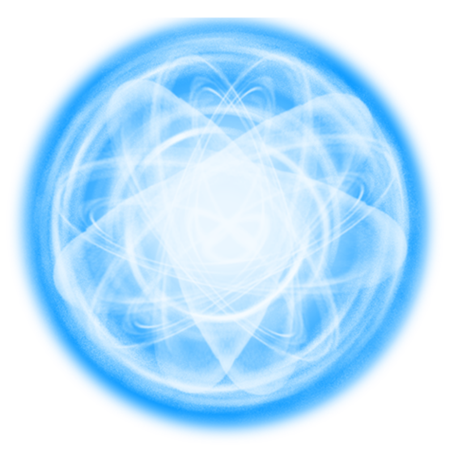 Rasengan transparent. By epsilon xiii on