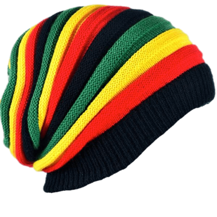 Rasta hat with dreads png. Jamaican for women transparent