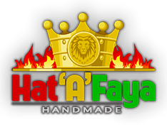 Rasta hat with dreads png. A faya shop caps