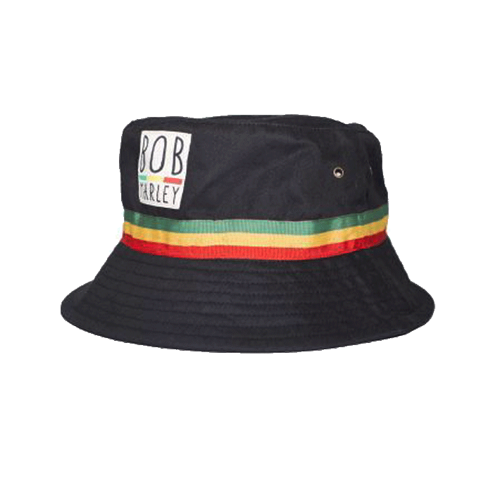 Bob marley bucket . Rasta hat with dreads png vector transparent download