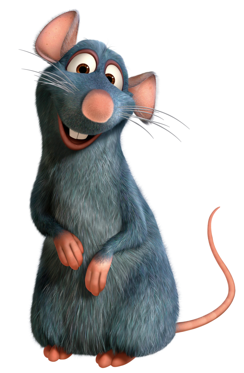 Ratatouille drawing movie. Mouse in me disney