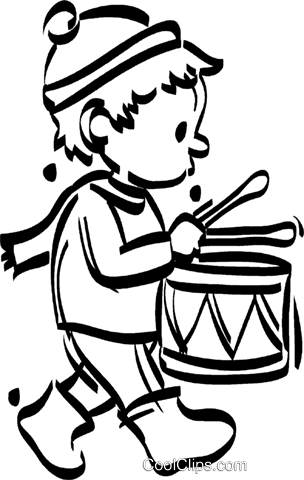 Little drummer boy at. Ratatouille drawing drum png library library