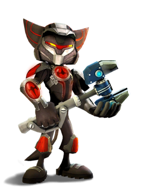 ratchet and clank future a crack in time ratchet png