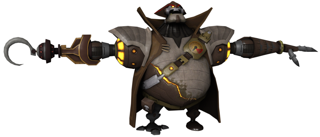 Ratchet and clank future tools of destruction ratchet png. Tod captain slag by