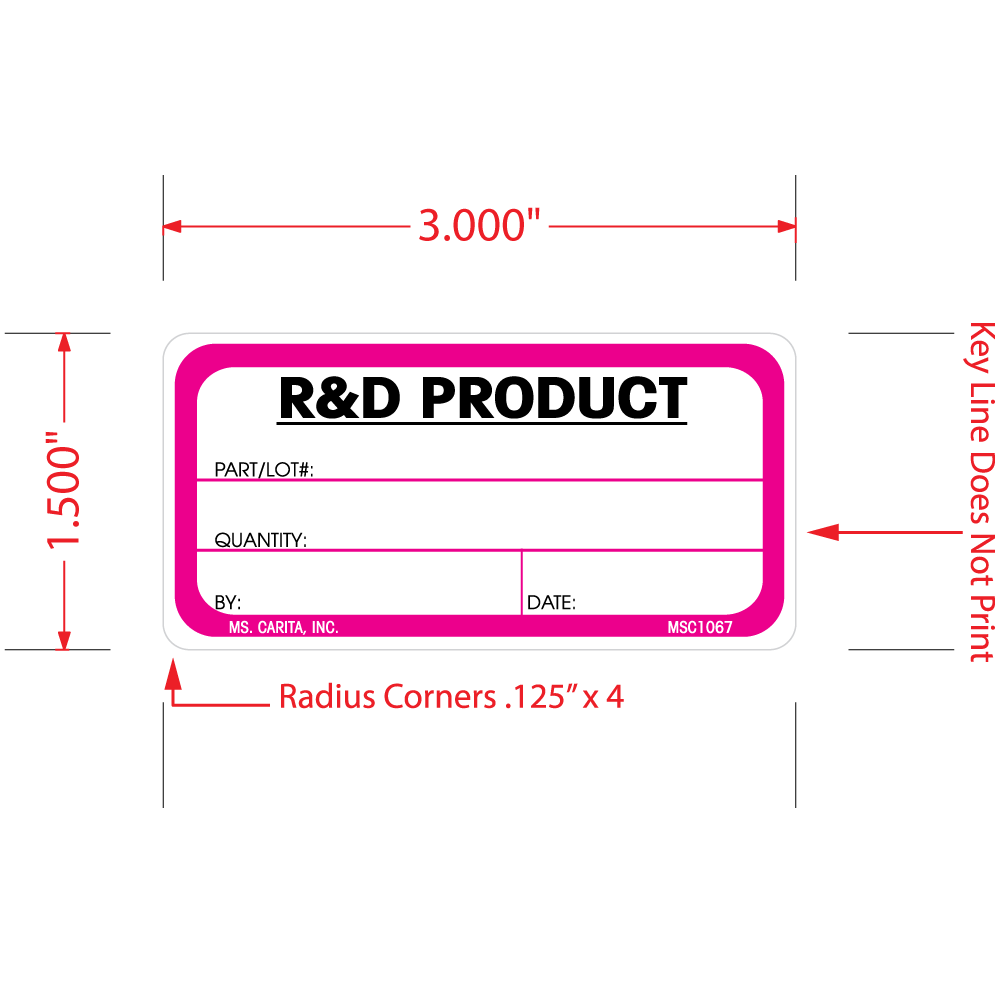 Rated r label png. D product labels inch