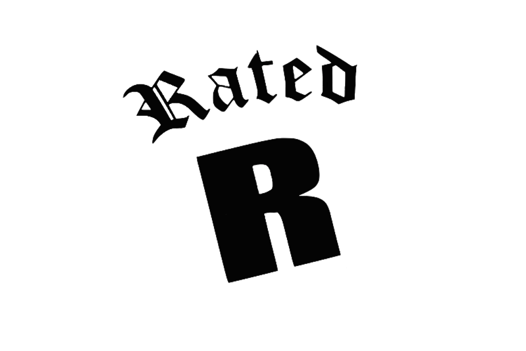 Rated r logo png. E a l southern
