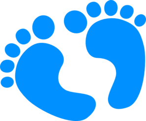 Rattle clipart baby hand foot. Free clip art feet