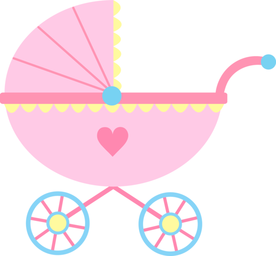 Clipart girl cute pink. Baby clip art png banner freeuse library
