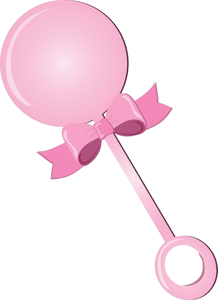 Rattle clipart baby pin. By jeny chique on