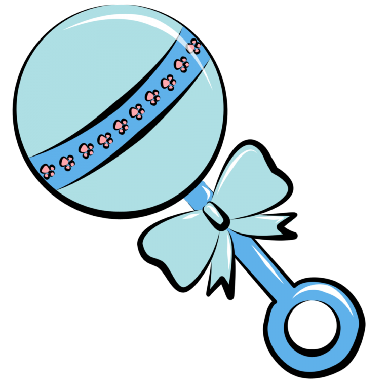 Rattle clipart baby soother. Extraordinary ideas boy free