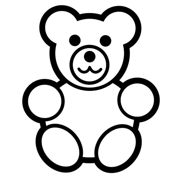 Rattle clipart drawing baby. Black white free images