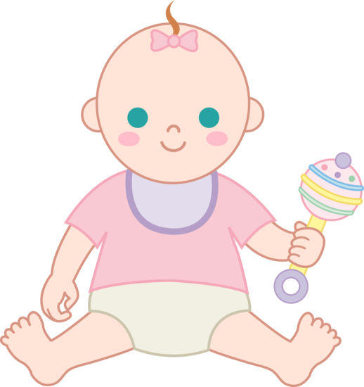 Rattle clipart pink. Free cliparts download clip