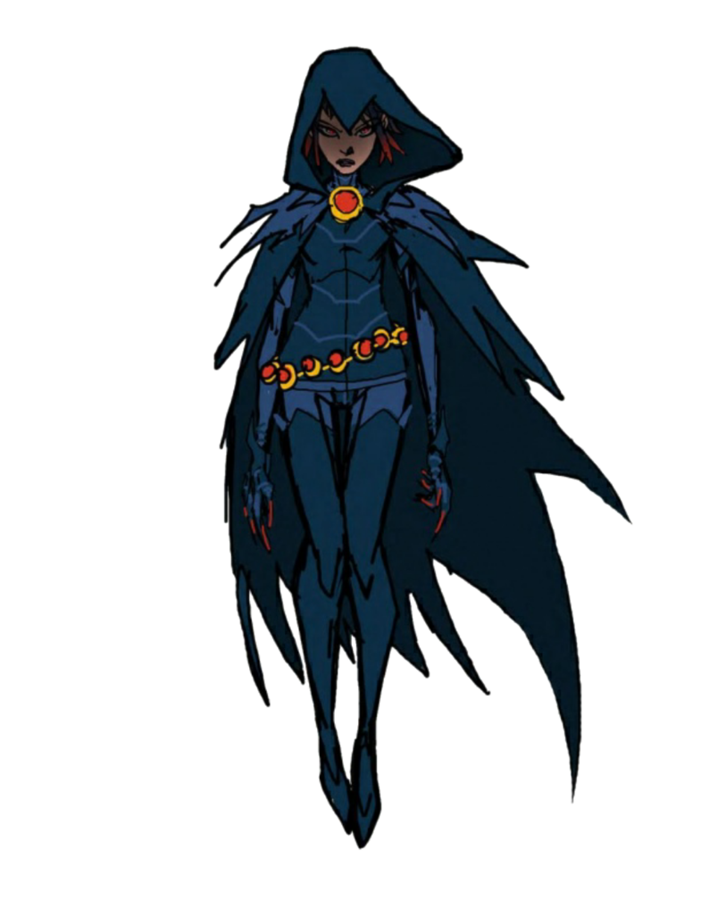 Raven dc png. Rebirth transparent by asthonx