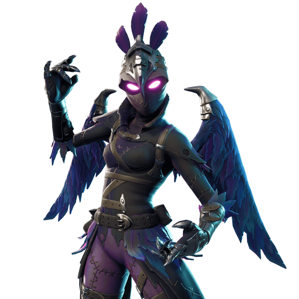 Raven fortnite png. V leaked data mine