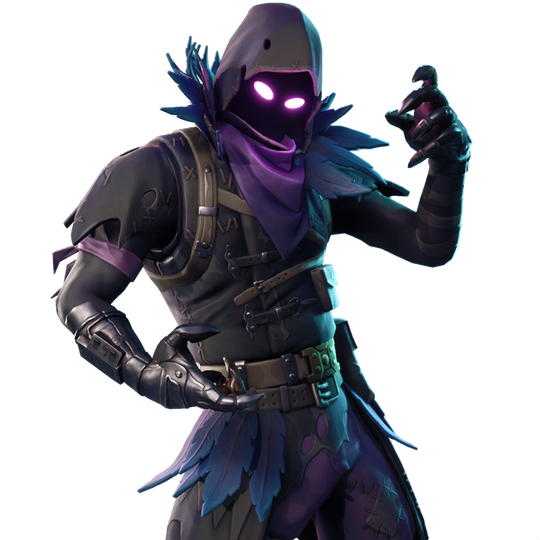 Raven skin png. What is the in