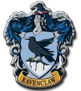 ravenclaw book crest png