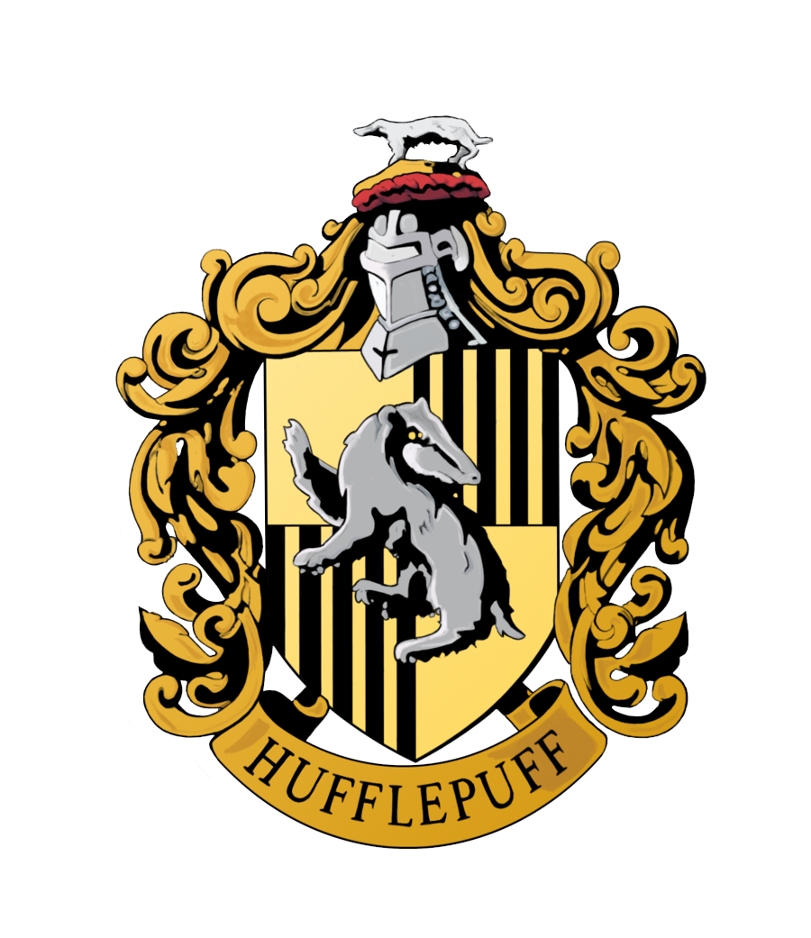 Ravenclaw book crest png. Hufflepuffcrestlargewoshad house points pinterest