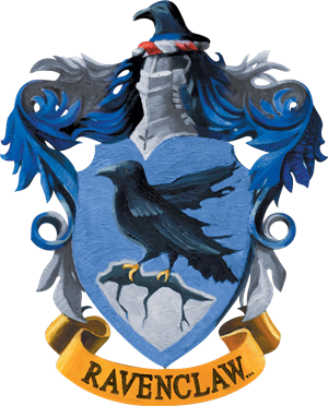 Ravenclaw crest png. Image painting james potter