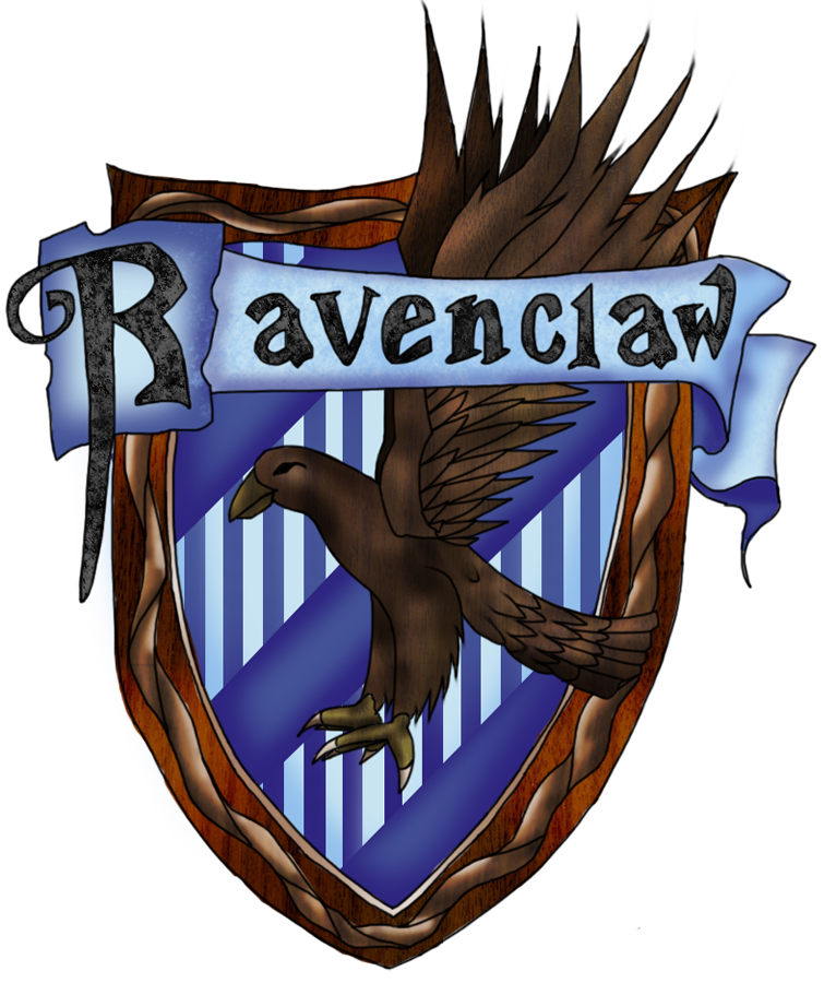 Ravenclaw crest decor pinterest
