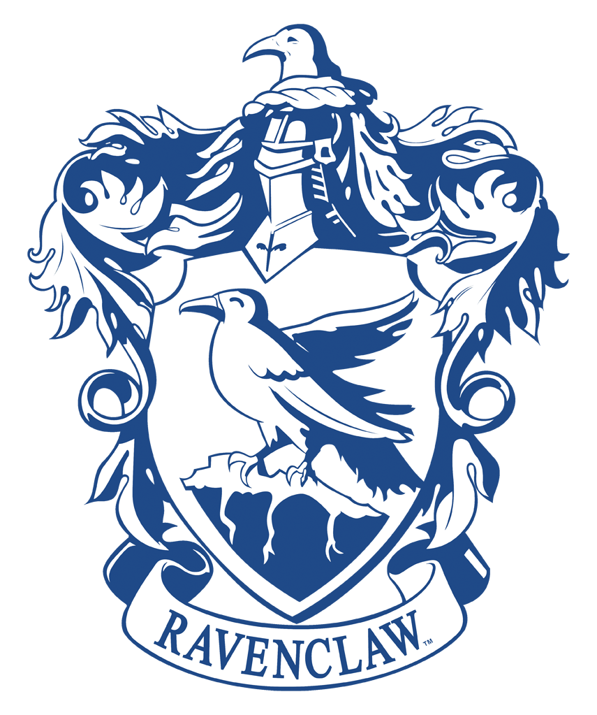 Ravenclaw crest png. Harry potter men s