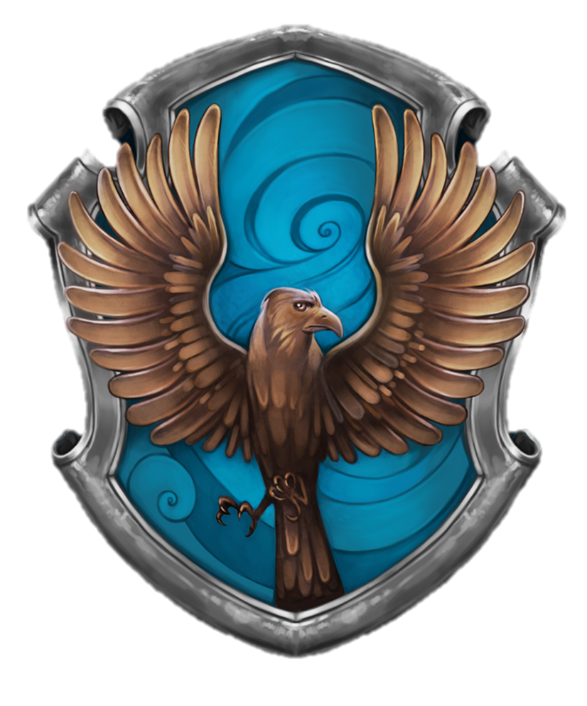 Image harry potter wiki. Ravenclaw book crest png jpg library download