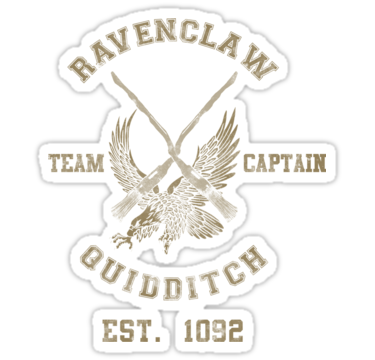 Ravenclaw vector. Quidditch png image