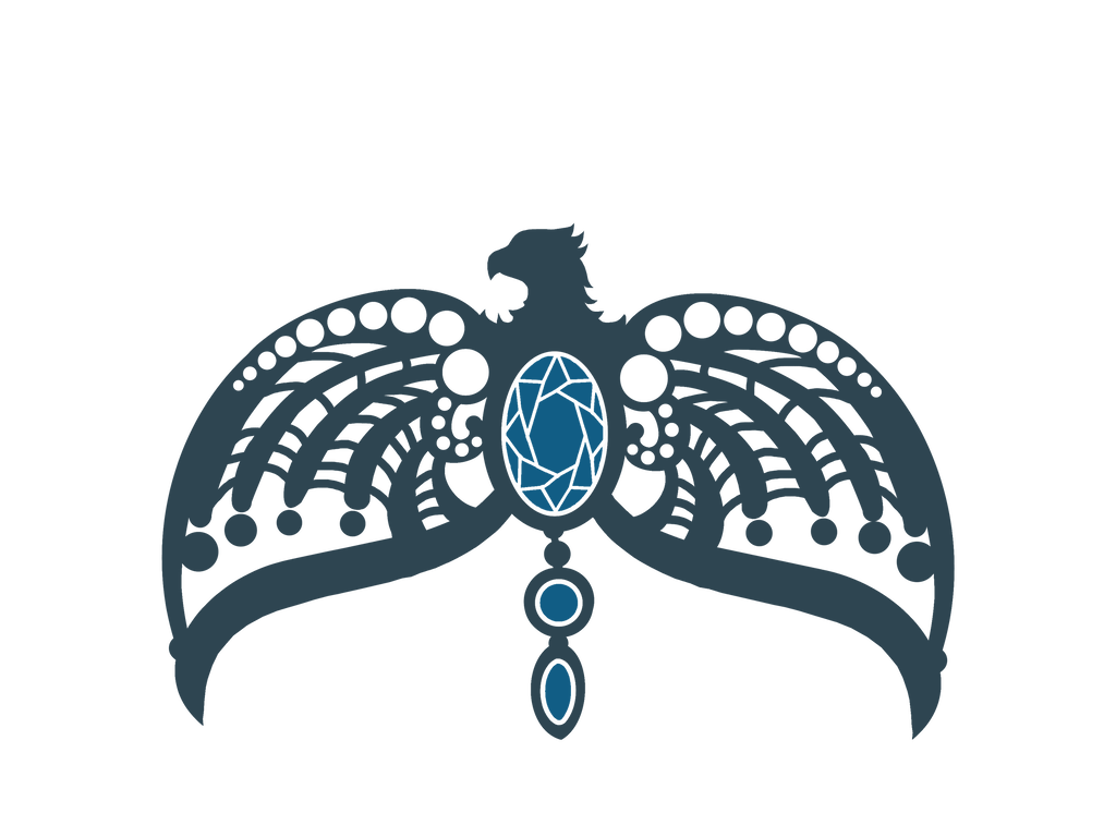 Ravenclaw vector. Diadem by lxslightning on