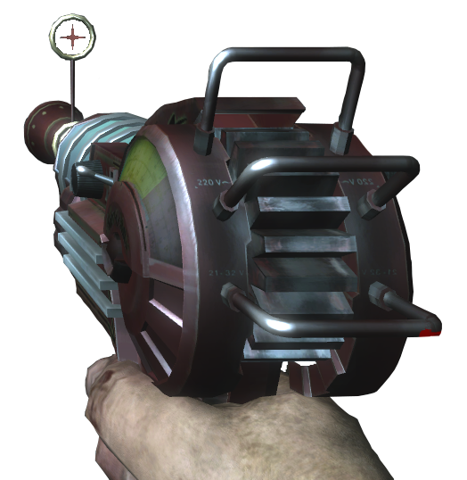 Ray gun png. Image first person waw
