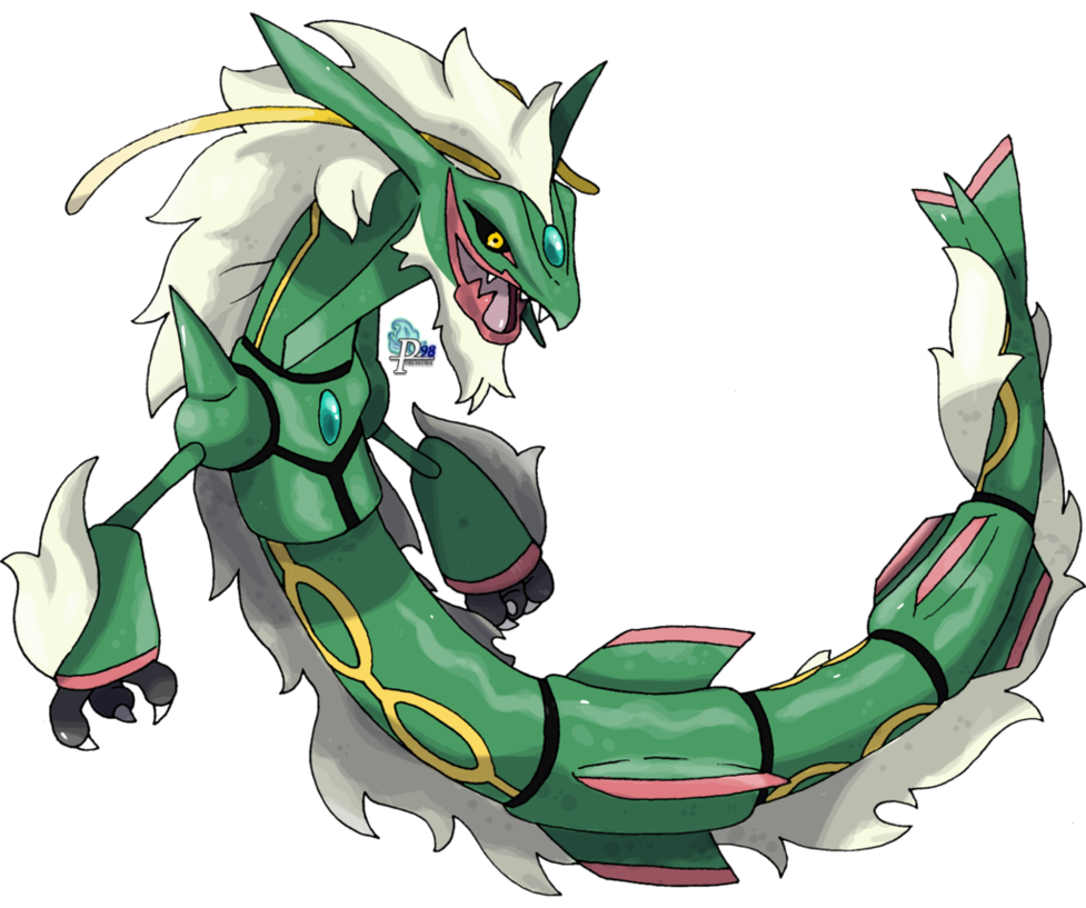 Rayquaza transparent beta. Will we be able