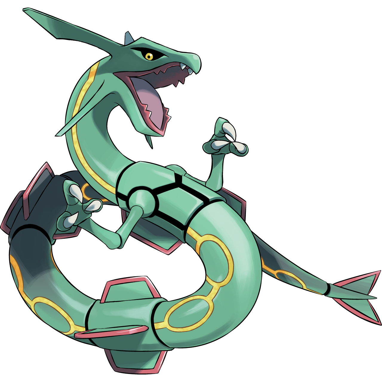 Rayquaza transparent mage. Screenshots images and pictures