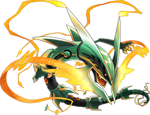 Rayquaza transparent mega. Wanked joke battles wikia